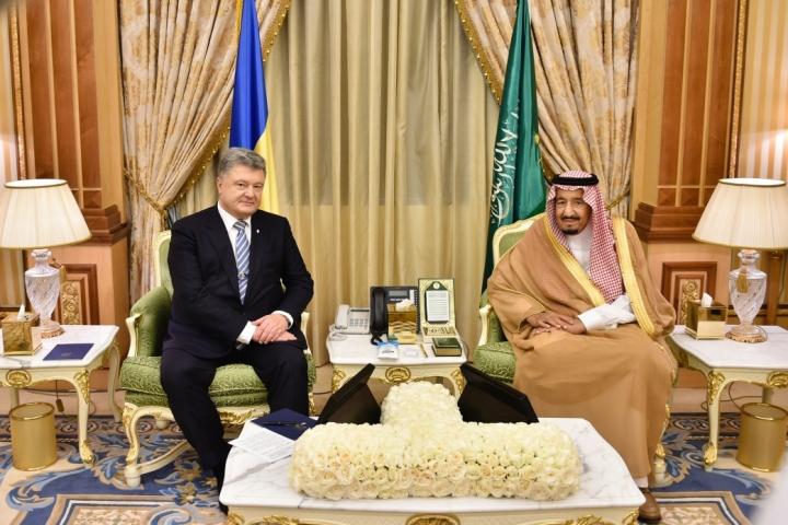 Президент України і король Саудівської Аравії спростять мусульманам процедуру здійснення хаджу