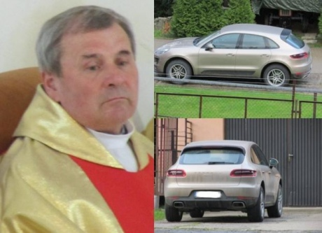 У Польщі обурені парафіяни змусили священика продати свій Porsche