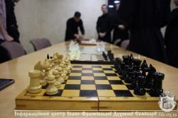 Івано-Франківська семінарія УГКЦ провела турнір з шахів, а на Львівщині визначили кращих греко-католицьких священнослужителів-тенісистів