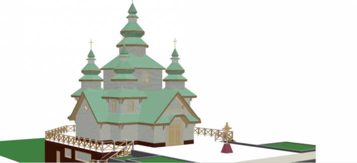 В Енергодарі на Запоріжжі греко-католики збудують свій храм і чекають на будівництво храму УПЦ КП