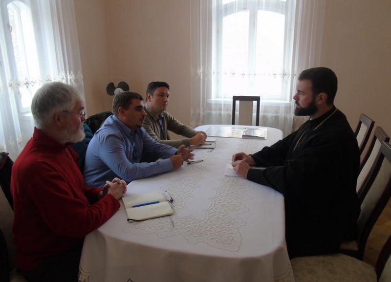 Єпископ УПЦ КП і представники місії ОБСЄ оговорили питання співпраці