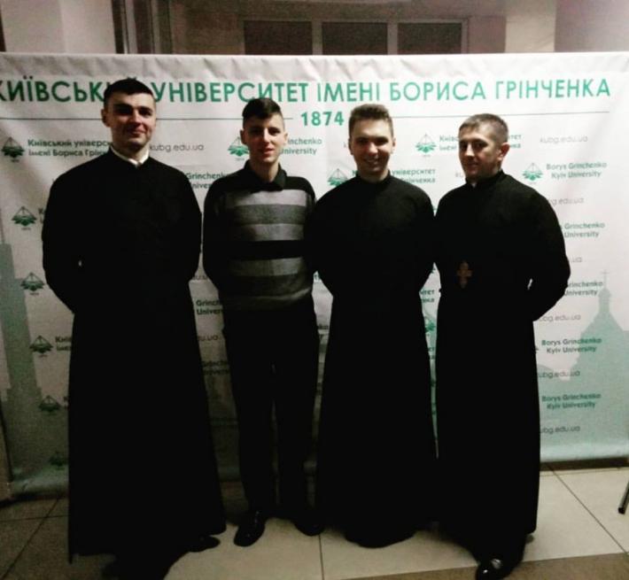 Семінаристи УГКЦ зайняли ІІІ місце у всеукраїнському історичному турнірі з історії між вищими навчальними закладами країни