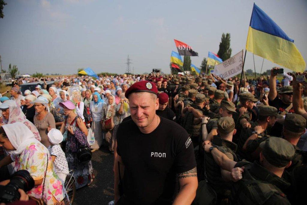 Правоохоронні органи розпочали розслідування порушень прав вірян УПЦ під час всеукраїнської хресної ходи 2016 року
