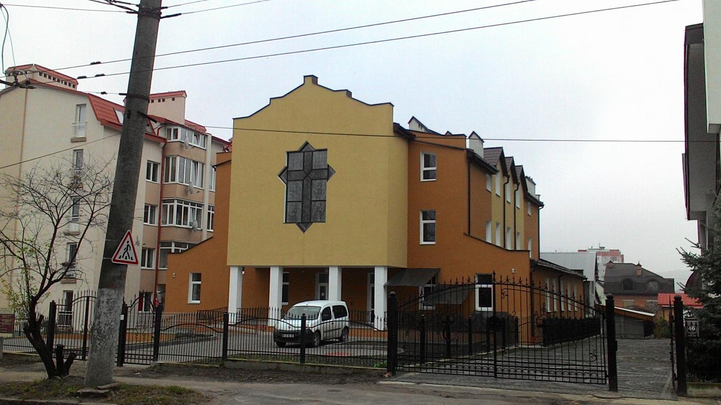 Католики відкрили у Львові Дім милосердя та їдальню для найбільш потребуючих
