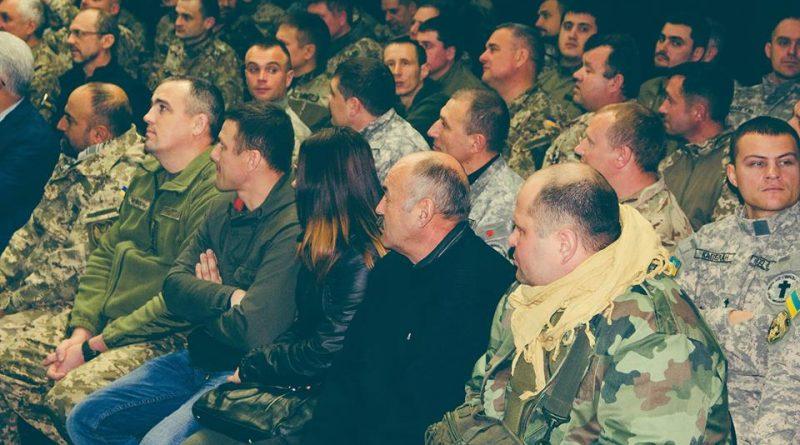 В Киеве прошел межконфессиональный съезд военных капелланов