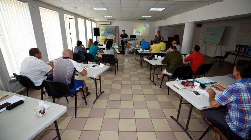 Прифронтовая миссионерская школа в Славянске объявила 12-й набор