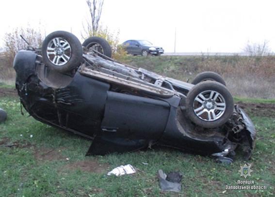 Під Запоріжжям у ДТП загинув священик УПЦ (МП) на Toyota Land Cruiser