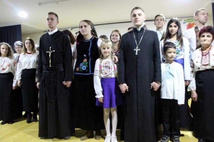 Греко-католики представили виставу