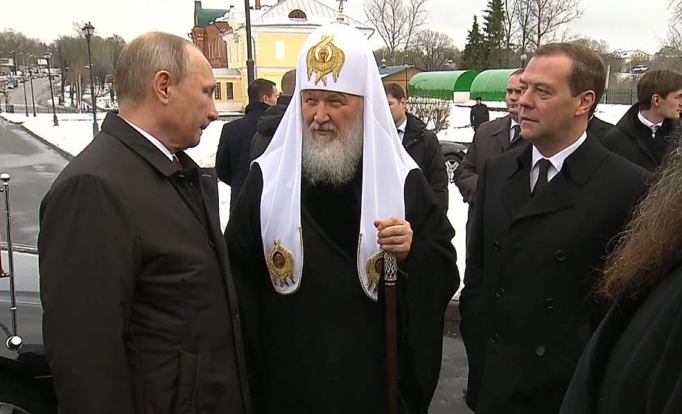 Глава РПЦ підтримав прохання до Путіна сприяти обміну військовополоненими України і