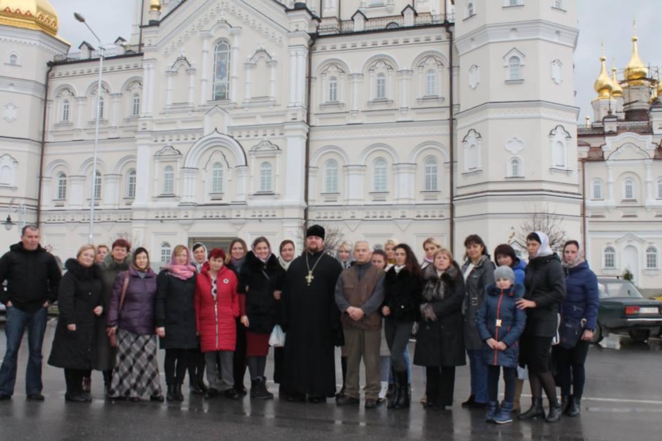 Працівники поліції звершили паломництво в Почаївську лавру