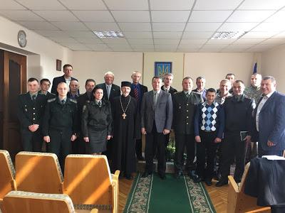 Християнська міжконфесійна місія тюремного служіння і представники Міністерства юстиції напрацьовують розширення можливостей роботи капелана