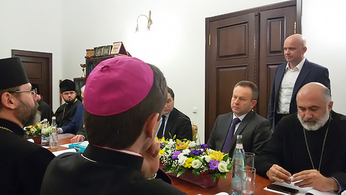 В СБУ зазначають, що українські церкви значно допомагають звільненню заручників