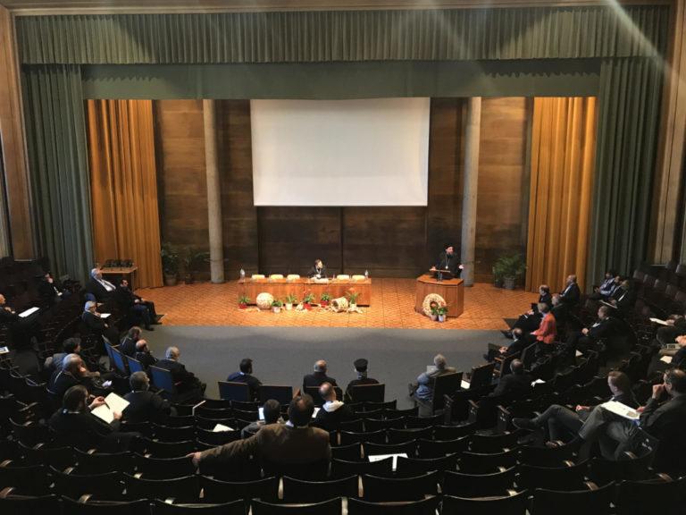 УПЦ взяла участь у міжнародній екуменічній конференції богословів у Фрібурзі