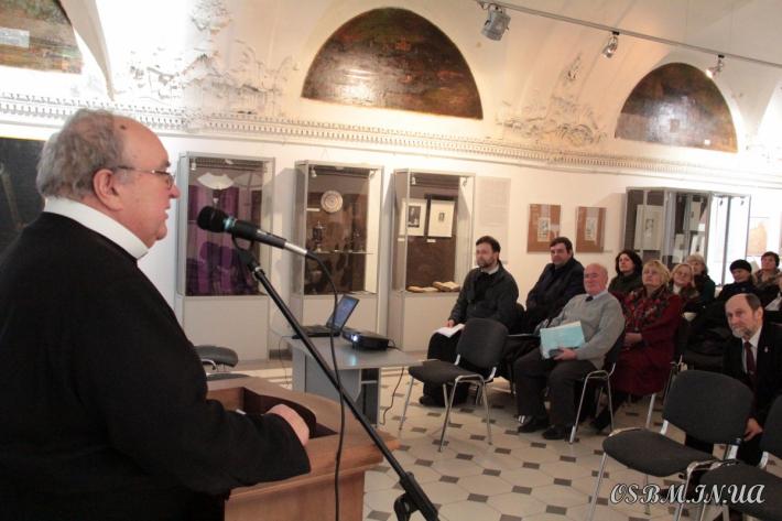У Львові греко-католики влаштували конференцію, присвячену реформі монашества