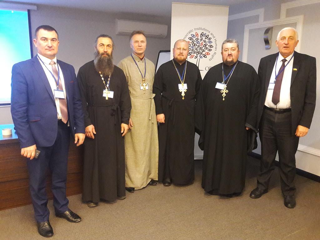 З ініціативи місії ОБСЄ відбувся діалог між громадами УПЦ Київського та Московського Патріархатів