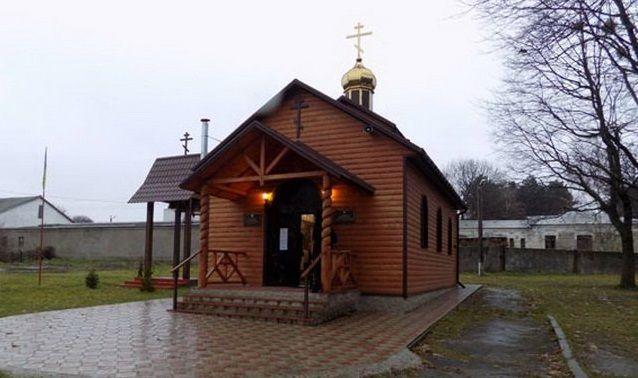 На Вінниччині чоловік обікрав церкву, щоб купити горілку