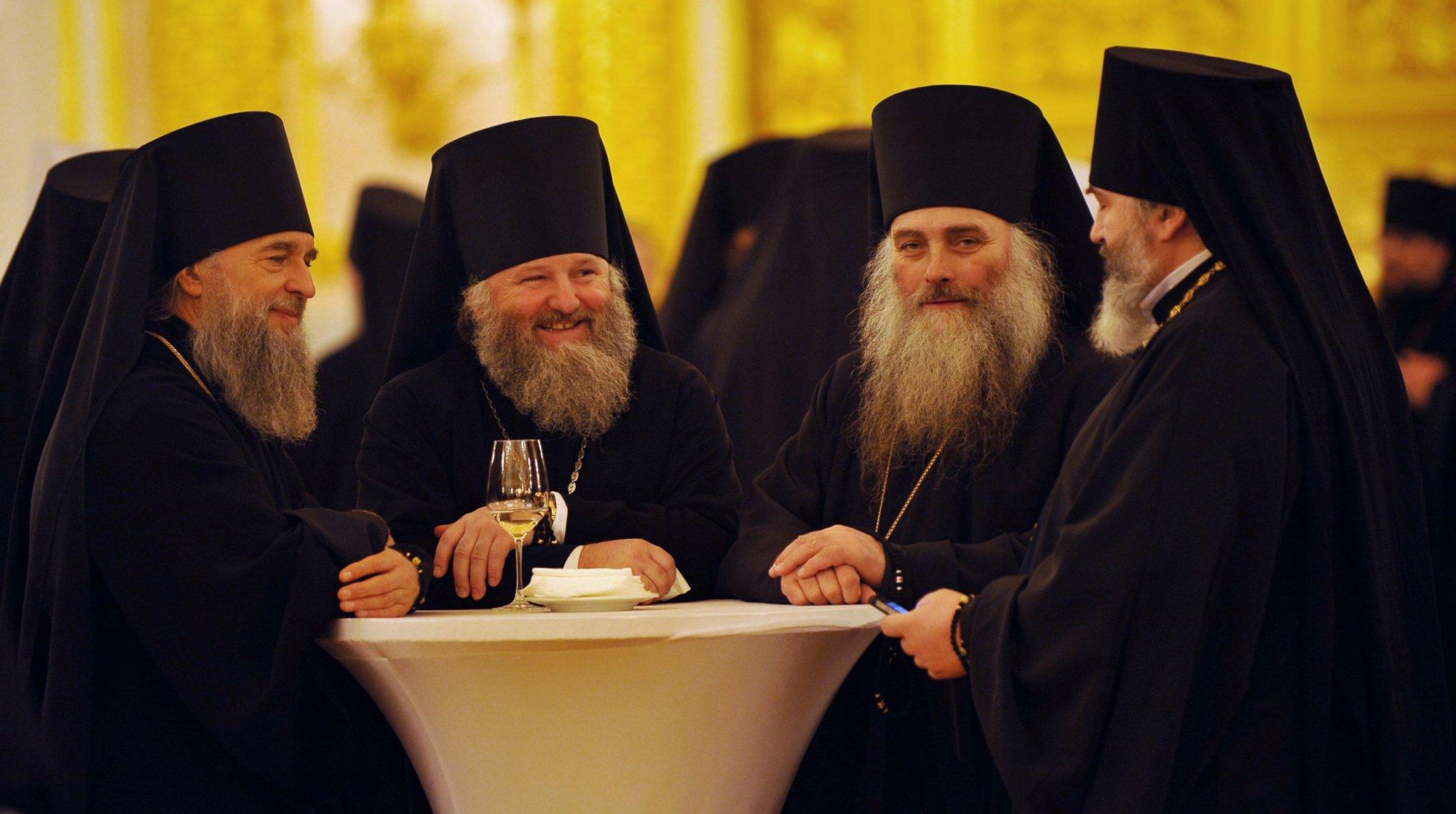 УПЦ МП їде у Москву в режимі суперсекретності
