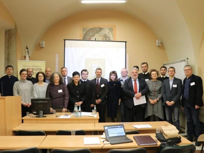 Український католицький та Вільнюський університети провели конференцію про литовські джерела київської християнської традиції