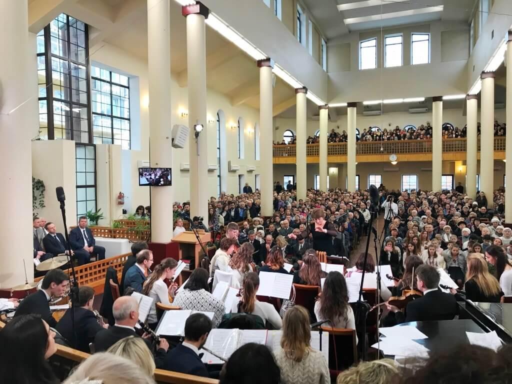 130-річчя баптистського руху відзначили в Києві