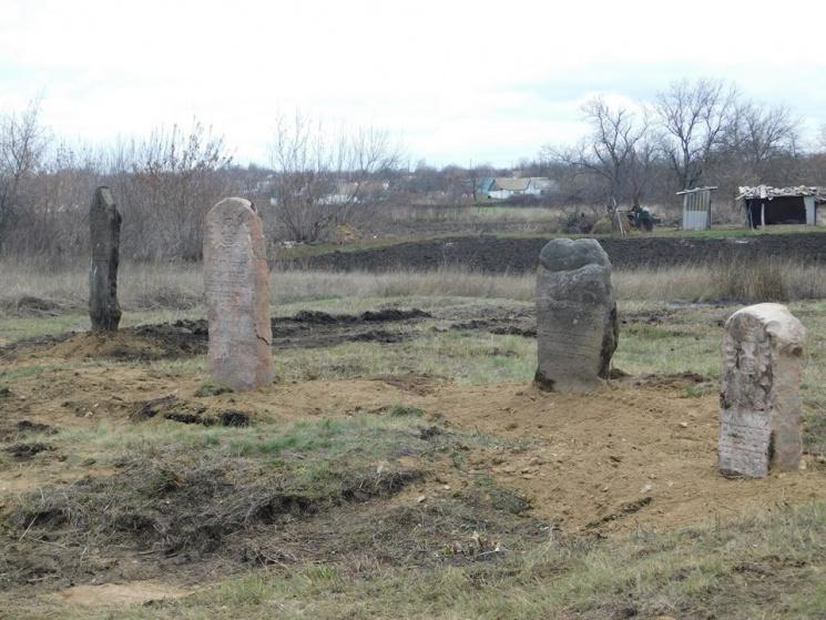 На Запоріжжі впорядкували старовинний єврейський цвинтар