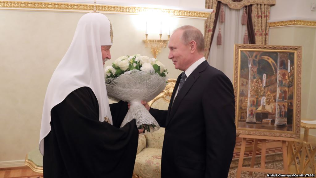 Патріарх РПЦ відчув наближення кінця світу