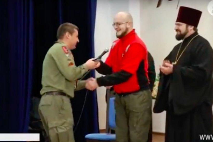 УПЦ КП нагородила пластунів, які боронили Україну в АТО
