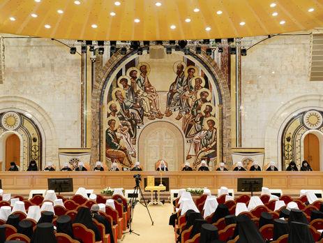 Архиєрейський Собор виділив УПЦ (МП) окрему главу в статуті Московського Патріархату