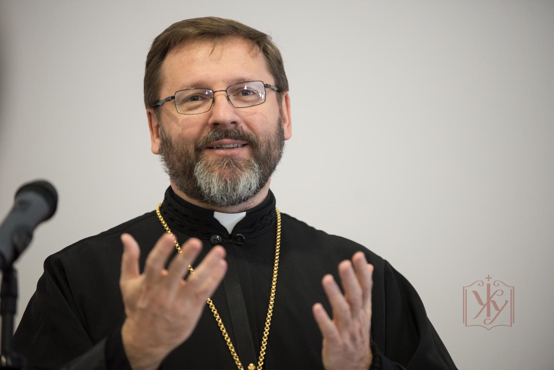 Патріарх УГКЦ: «Я згоден стати донором після своєї смерті»