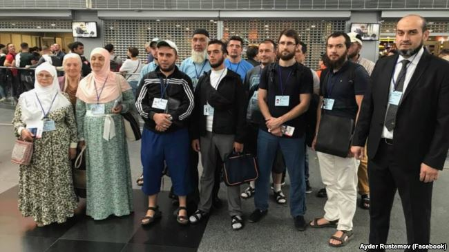 Ми відроджуємо релігійні цінності кримських татар ‒ муфтій Айдер Рустемов