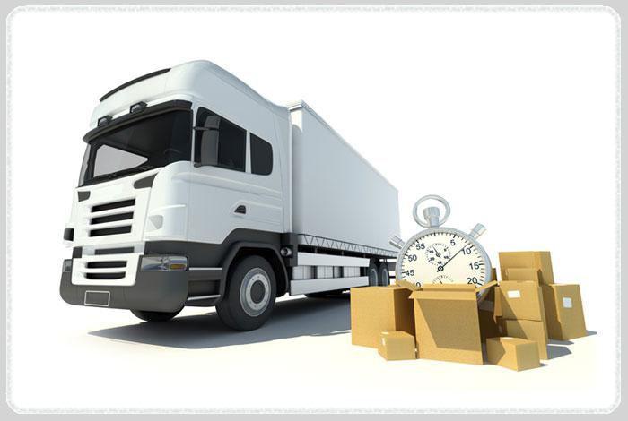Перевозка грузов в самые короткие сроки