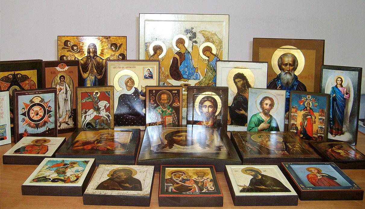 Покупая товар, вы поддерживаете православную культуру
