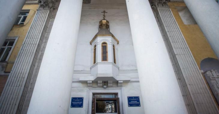 Відібрані у Сімферополі у УПЦ КП приміщення окупанти віддадуть «Мінмайна» Криму
