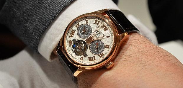 Лучшие наручные часы