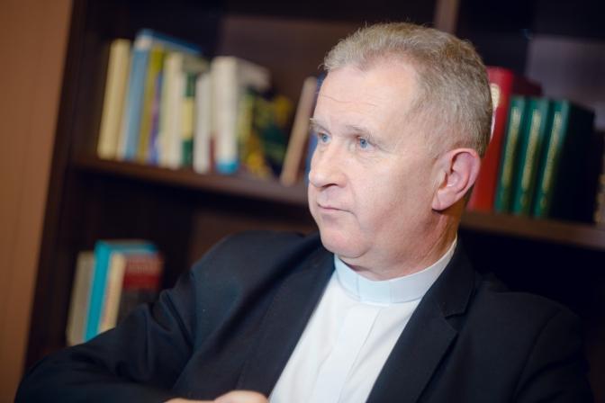 о. Богдан ПРАХ про віру у зміни й готовність до ризику