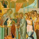 Православні та греко-католики святкують Введення у храм Богородиці