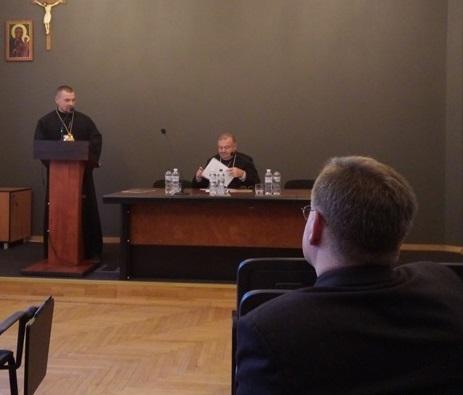 Священик УПЦ КП розповів на католицькій конференції про положення православ'я в правовому полі України