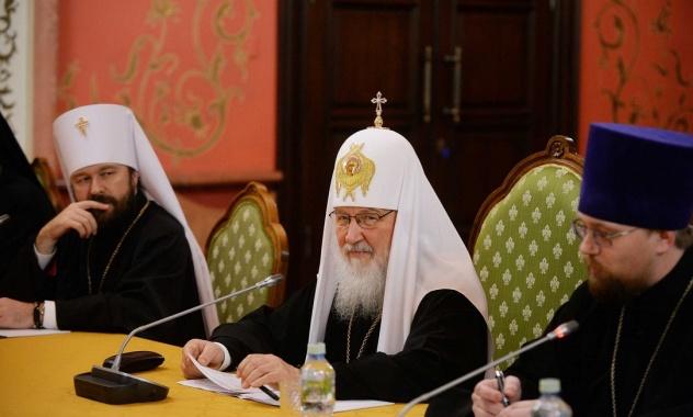 РПЦ считает войну внутренним конфликтом Украины и возмущается заявлениями о
