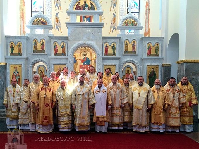 Синод УГКЦ обговорив ефективність служіння монашества, участь мирян у суспільно-політичному житті, статус військового капелана та успіхи церковного пенсійного фонду