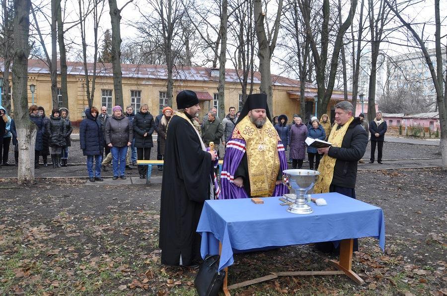УПЦ КП заснувала новий храм у Харкові