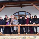 Гошівський монастир УГКЦ став творчою світлицею для десятка художників