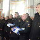 УПЦ (МП) в Криму освятила прапори бойових кораблів Росії
