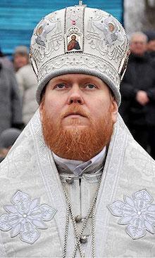Архиепископ УПЦ КП еще раз подтвердил: клирики Киевского Патриархата совместно служили под Москвой в храме РПЦ