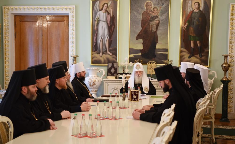 Синод УПЦ КП погодивися на ведення діалогу з РПЦ