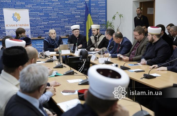 Понад 30 організацій підписали «Соціальну концепцію мусульман України»
