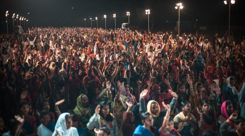 Команда служителей украинской церкви «Новое поколение» провела евангелизацию в Индии