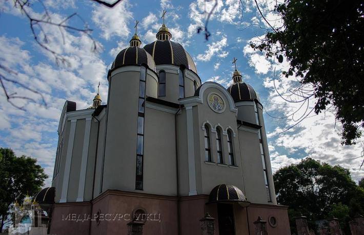 У свято Миколи Чудотворця глава УГКЦ освятить новий собор Луцького екзархату