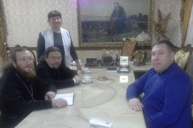УПЦ проводить агітроботу з народними депутатами за місцем їх обрання