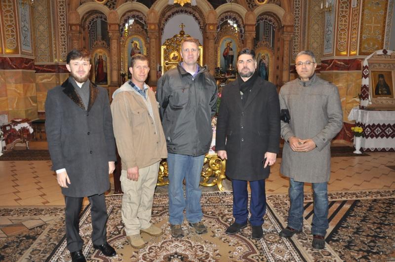Капелани УПЦ КП зустрілися з капеланами США та Канади