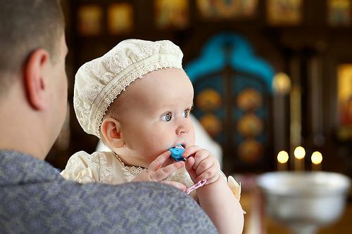 Митрополит Онуфрій особисто хреститиме кожну п'яту дитину у сім'ях священиків