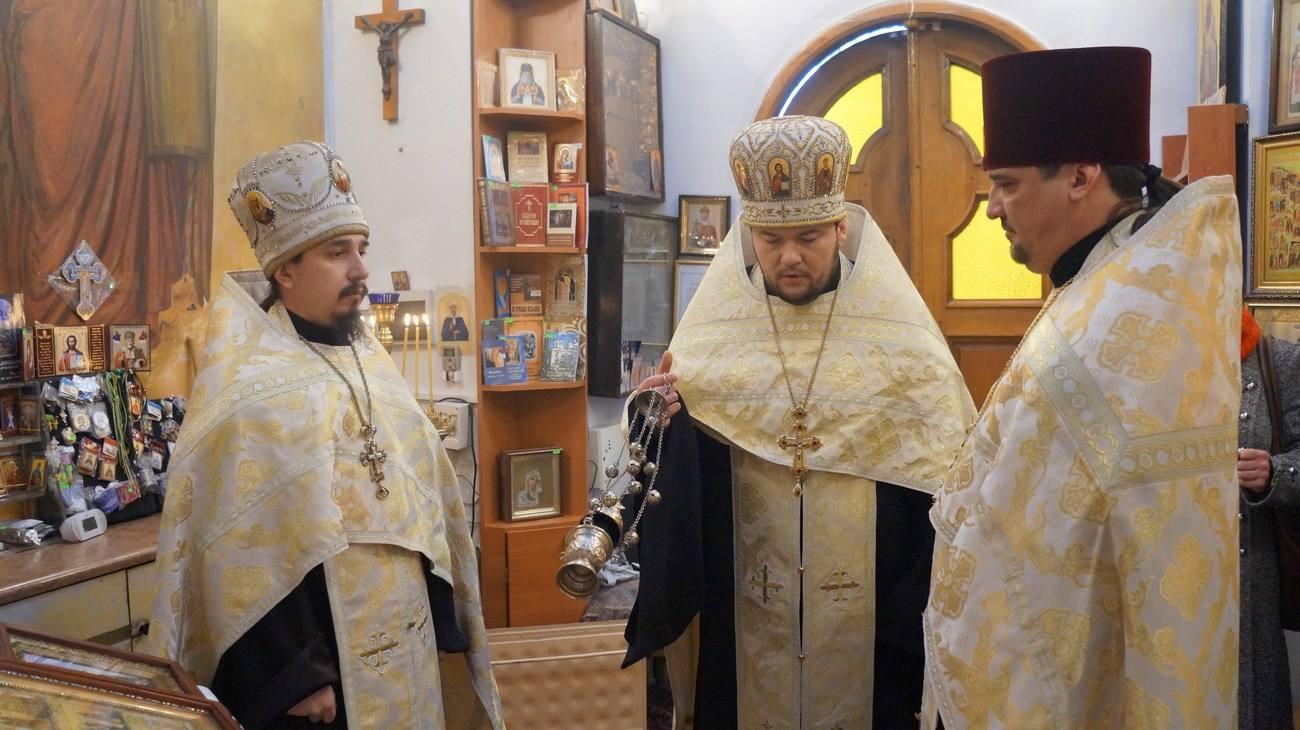 В УПЦ молитвенно помянули хана Кубрата и хана Аспаруха